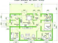 Проект дома-627