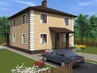 Проект дома-53