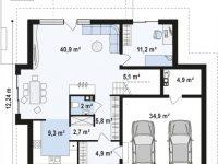 Проект дома-513