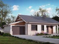 Проект дома-460