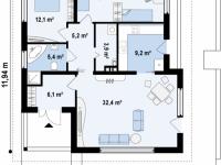 Проект дома-165