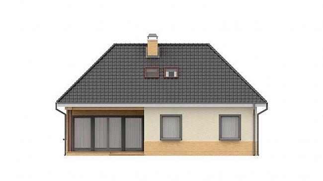 Проект дома-105