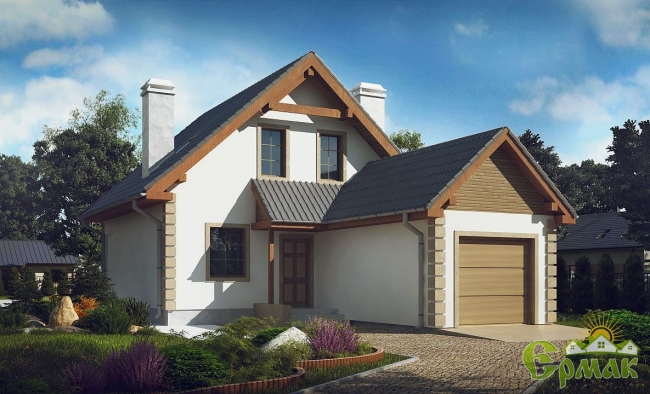 Проект дома-432